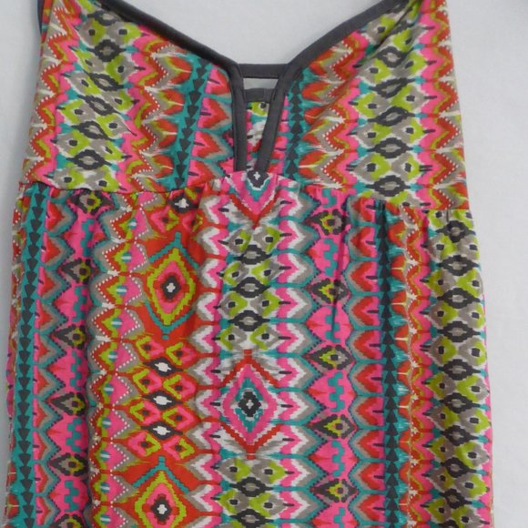 ROXY, large, dress, beautiful colors and patterns